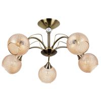 Люстра Arte Lamp WILLOW A3461PL-5AB