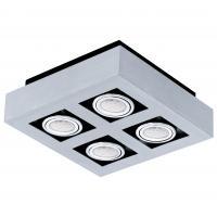 Светильник накладной светодиодный LOKE 1 91355